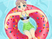 game Summer Swimming Pool Girl
