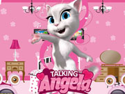 game Talking Angela Room Decor