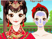game Traditional Chinese Wedding Makeover