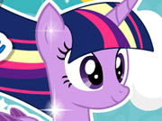 game Twilight Rainbow Power Style