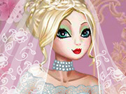 game Wedding Salon Apple White