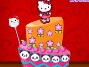 game Yummy Hello Kitty Cake