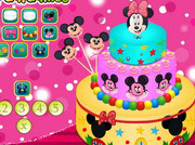 game Yummy Minnie Mouse Cake
