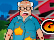 game Zoe's Grandpa Fire Rescue