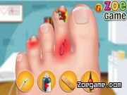 game Zoe Nail Doctor