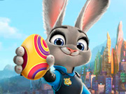 game Zootopia Easter Mission